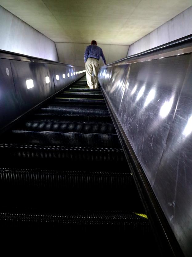 ワシントンDC 地下鉄