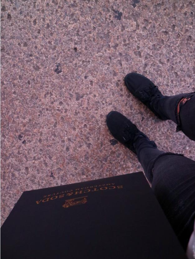 ニューヨーク 一人旅